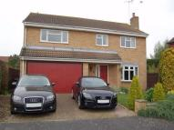 5 bedroom Detached house for sale in Lincoln Close...