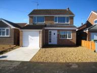4 bedroom Detached home in Saxon Way, BOURNE...