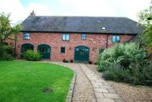 Barn Conversion to rent in Blithbury Road Colton...