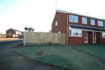 3 bed semi detached house in Ashleigh Drive...