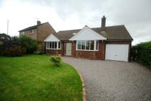 4 bedroom Detached Bungalow to rent in Mill Lane...