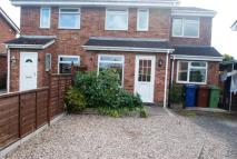 3 bed semi detached home to rent in ST. LAWRENCE WAY...