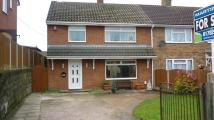 3 bed semi detached home in Queens Drive, Biddulph