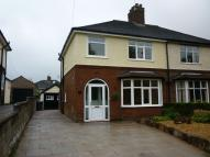 3 bedroom semi detached house in Park Lane, Knypersley