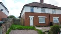 3 bed semi detached home to rent in Bromley Road, Congleton