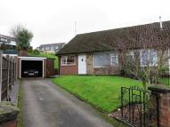 Semi-Detached Bungalow to rent in Trafford Close, Leek