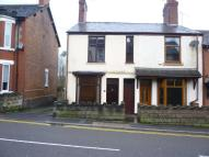 End of Terrace house in Tunstall Road, Biddulph