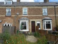 Terraced home in Thirsk