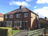 Romanby semi detached house to rent