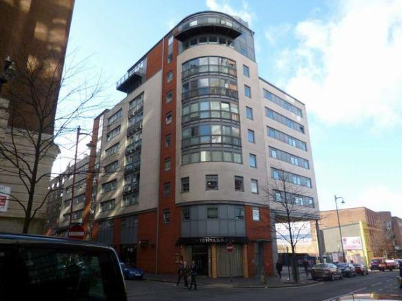 bedroom flat to rent in islington gates 110 newhall street