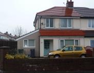 semi detached house to rent in Brook Lane, Ormskirk...