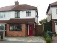 3 bed semi detached property in Ravenscroft Avenue...