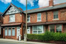 Terraced house to rent in Derby Street West...