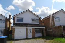 3 bed Detached home in Greenacres Drive...
