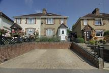 2 bedroom semi detached property in Rucklers Lane...
