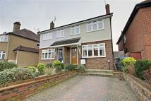 semi detached home in Oxhey, Hertfordshire