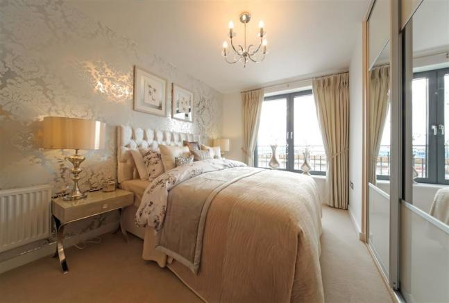 Typical Taylor Wimpey Apartment