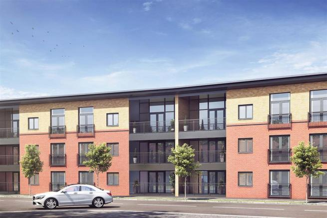 2 bedroom apartment for sale in Diglis Dock Road