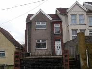 3 bed Terraced property in Trebanog Road, Trebanog...