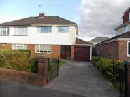 3 bedroom semi detached house in Hollybush Close, Tonteg...