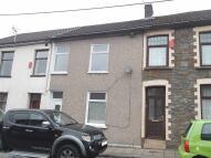Terraced house in Brynhyfyrd Street...