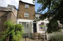 Terraced house in Kew Road, Richmond...