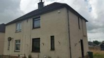 3 bed semi detached property in West Park, Mauchline
