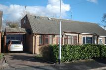 3 bed Semi-Detached Bungalow in Meadow Close...