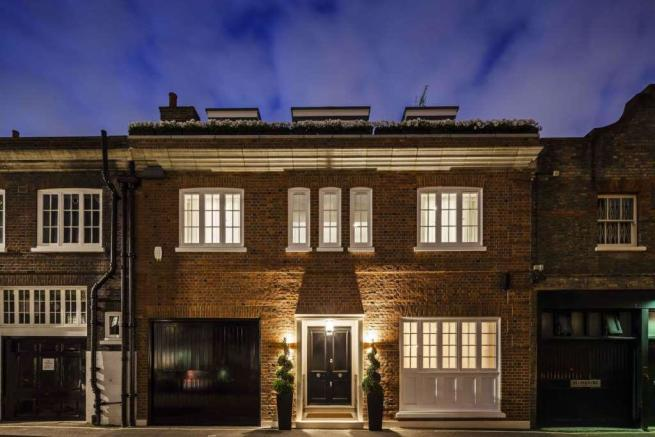 7 bedroom house for sale in reeves mews mayfair w1k w1k for Mansion houses for sale in london