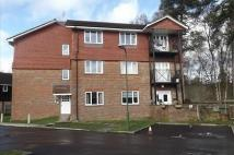 Flat in Cheriton Lodge...