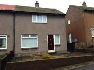 2 bed semi detached home in Cullen Crescent...