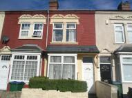 Terraced home in Highbury Road, Smethwick...