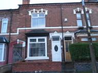 Terraced property in White Road, Smethwick...
