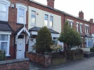 Terraced house in Lightwoods Road...