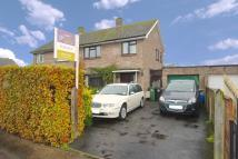 semi detached home for sale in Sands Way, Benson