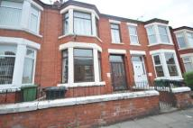 3 bed Terraced home in Haldane Avenue Claughton...
