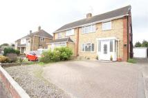 semi detached home in YANTLET DRIVE, ROCHESTER...