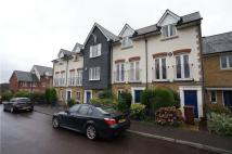 Terraced house in Galleon Way, Upnor...