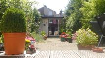 Terraced property for sale in Frobisher Road, Hornsey