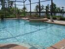 pool over lake