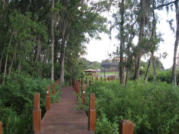 dock walk