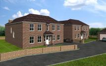 4 bedroom new house in LYNN ROAD, LITTLEPORT...