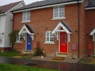 Terraced property in Nightingale Close