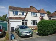 4 bedroom semi detached house in Aldersmead Avenue...