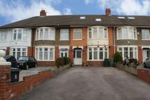 Terraced property in Cartwright Lane...