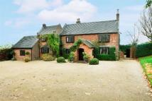 Detached property for sale in Greysich Lane, Bretby