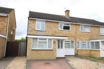 Goodrich Avenue semi detached house to rent