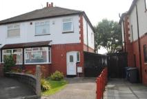 semi detached property in Warwick Grove, Audenshaw