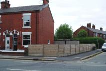 STOCKPORT End of Terrace house to rent