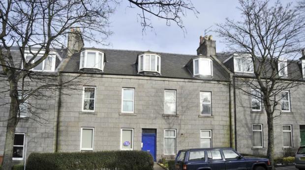 2 Bedroom Flat To Rent In Watson Street Aberdeen Ab25 Ab25